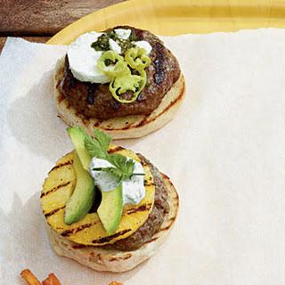 Best Beef Burgers.