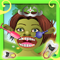 Green Monster Dentist Care icon