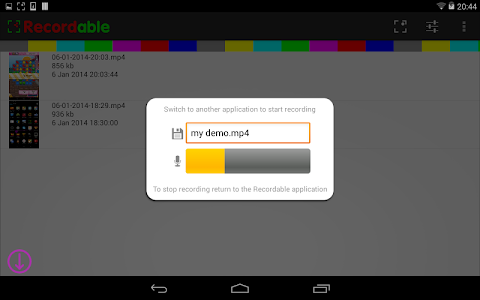 EASY screen recorder NO ROOT v3.9.6