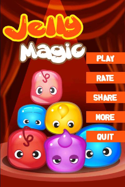 Jelly Magic - screenshot
