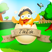 Tik Tak - saving chicks game