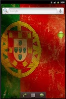 Screenshot of EURO Portugal Live Wallpaper