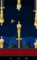 Screenshot of Leo at the Oscars
