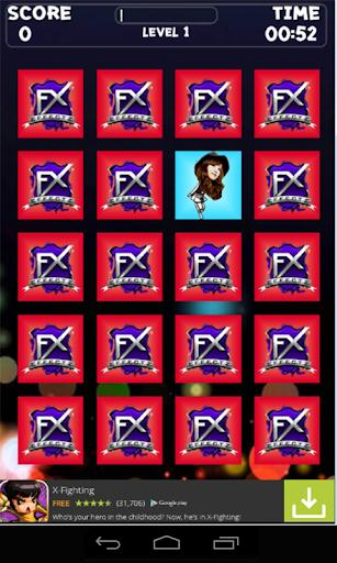 F X 记忆游戏