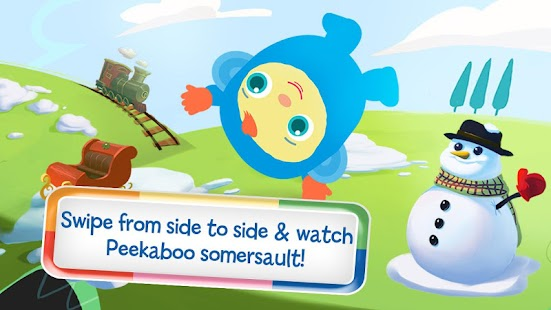 Play with Peekaboo- screenshot thumbnail