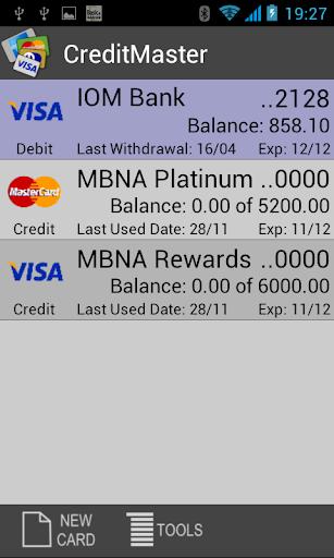 CreditMaster