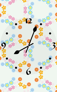 KaleidoscopeClock -Flower-- screenshot thumbnail
