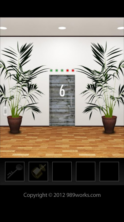 DOOORS - room escape game - - screenshot