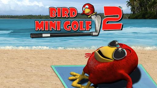 鳥迷你高爾夫2 - 海灘樂趣