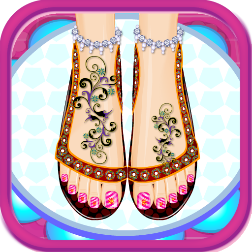 Beauty Salon Nail Games file APK Free for PC, smart TV Download