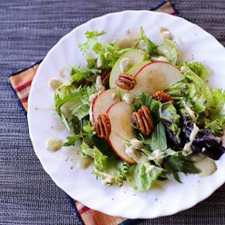 Apple and Pecan Nut Salad