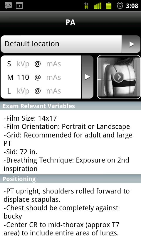 RadX Mobile - screenshot