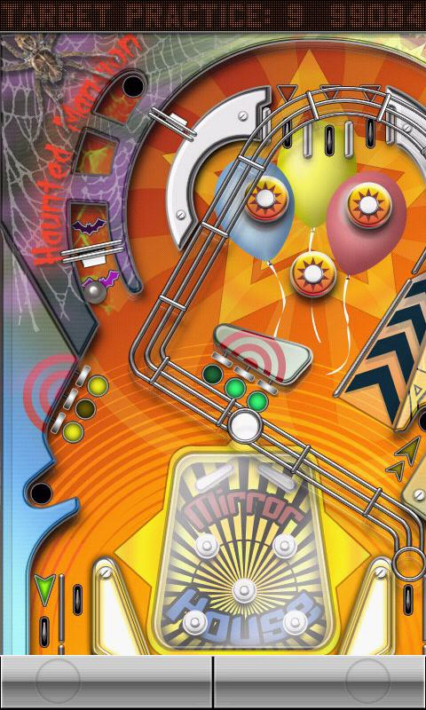 Pinball Deluxe- screenshot