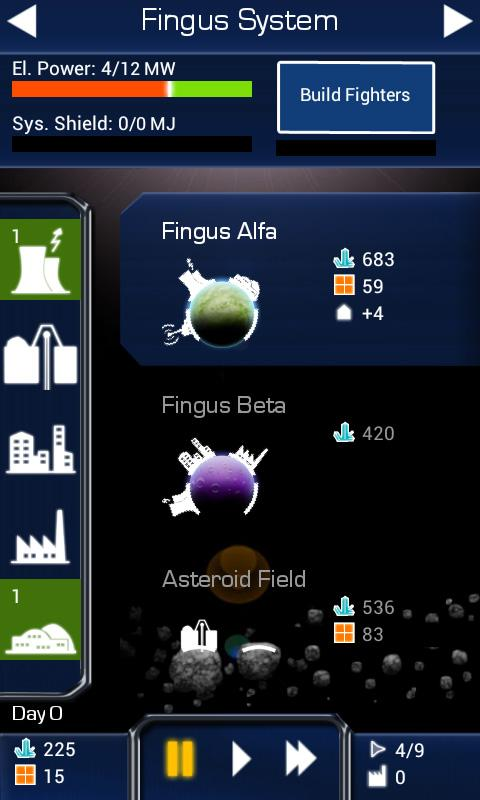 Star Colonies - screenshot