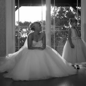 by Ross Bolen - Wedding Bride
