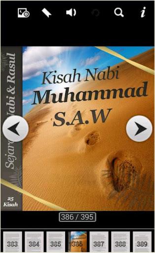 Sejarah 25 Nabi dan Rasul