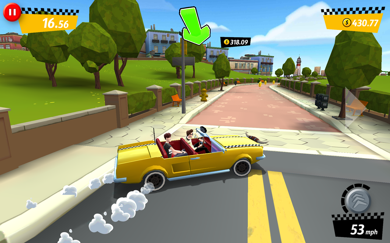 Crazy Taxi™ City Rush screenshot #18