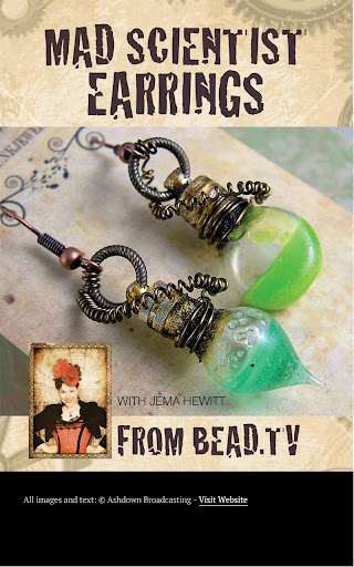 Steampunk Bead Science