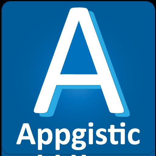 Appgistic LOGO-APP點子