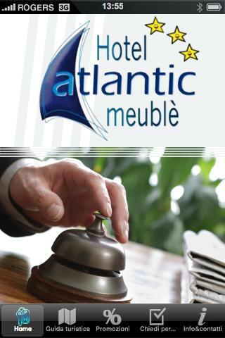 Hotel Atlantic Meublé