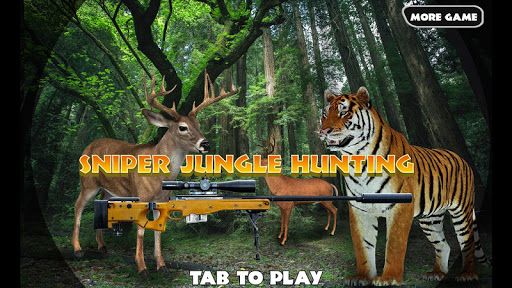 Sniper Jungle Hunting