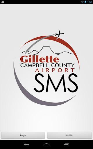 Gillette SMS
