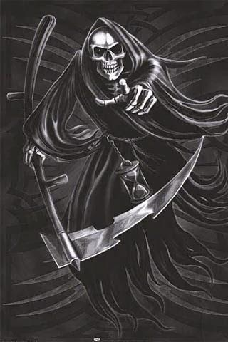 Best Angel of Death Wallpapers