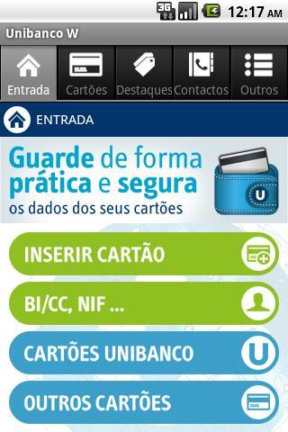 Unibanco W