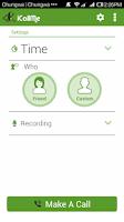 Screenshot of iCallMe - Reminder