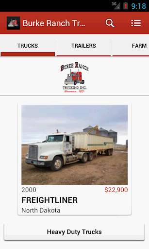 Burke Ranch Trucking Inc.