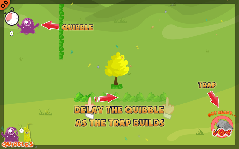 Quibbles- screenshot
