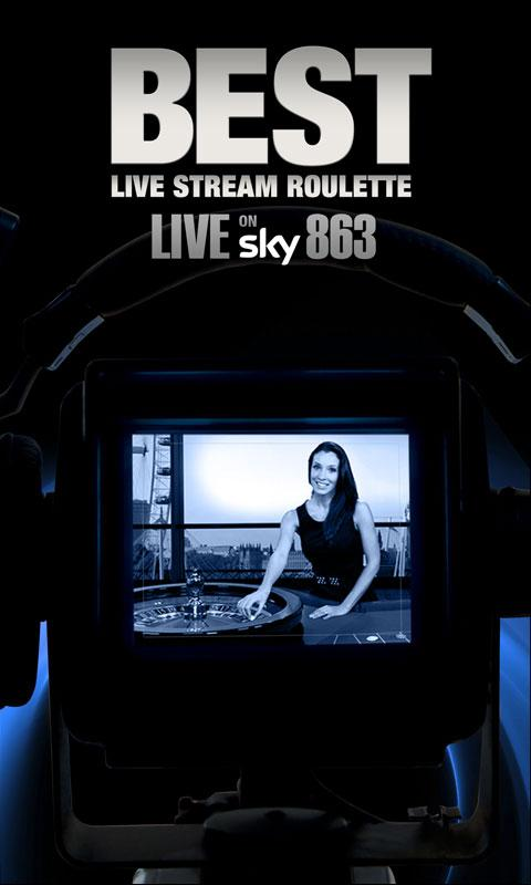 Live Roulette - screenshot