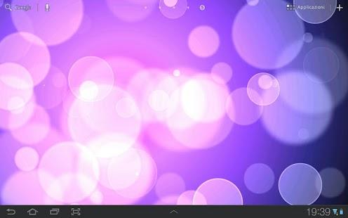 Super Bokeh Live Wallpaper Pro- screenshot thumbnail