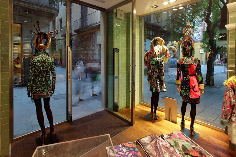 Some of the best shopping can be done in El Born Barrio, the central area of Barcelona, where you can visit some of the best clothing, interior design and designer labels stores in Spain.