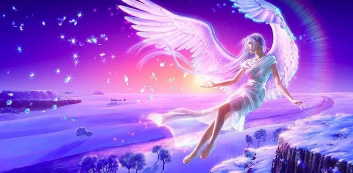 3D Angel live wallpaper (lwp) v1.11 apk