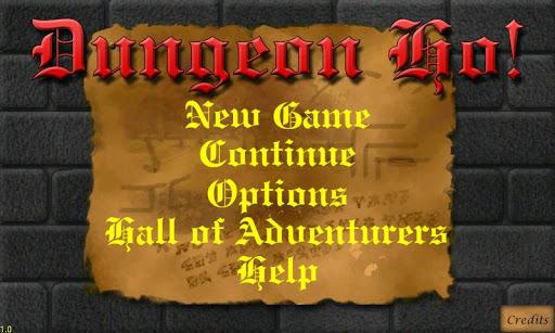 Dungeon Ho LITE