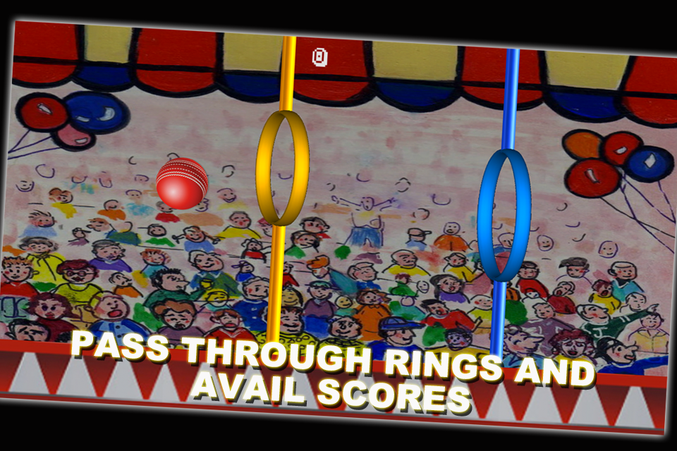 Juggly Ball-Super Ball Juggle- screenshot