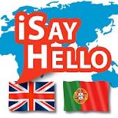iSayHello English - Portuguese