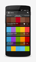 Screenshot of Every Stripe Live Wallpaper