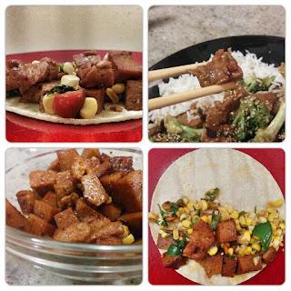 Seitan, The Other White Meat (Vegan MoFo)
