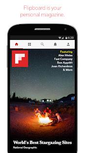 Flipboard: Your News Magazine - screenshot thumbnail