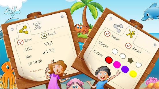 Join the Dot game for Children - náhled