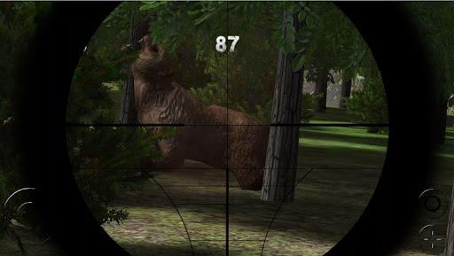 叢林狙擊手致命的挑戰