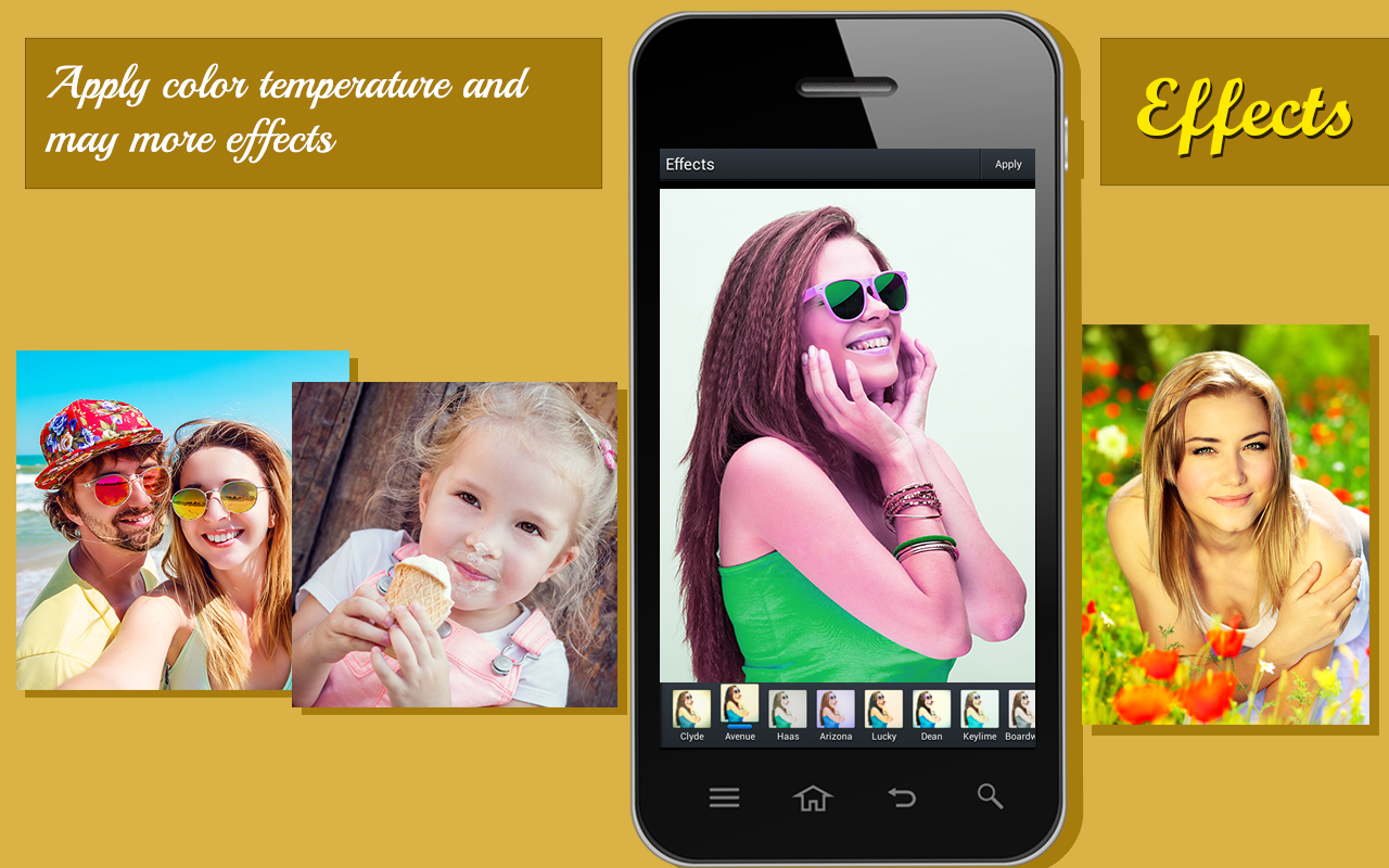 Photo Effects Studio - Editor - screenshot