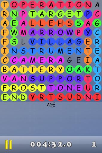 Word Search 3.8.9 screenshots 2
