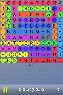Word Search for PC-Windows 7,8,10 and Mac apk screenshot 2