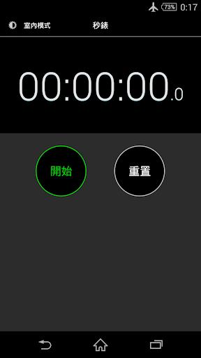 秒錶 Stopwatch