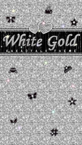 아이디자인 [풀HD고화질테마] White Gold