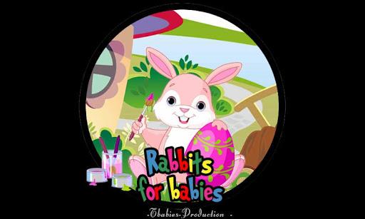 兔子的婴儿