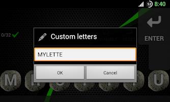 Screenshot of Scramble (free)